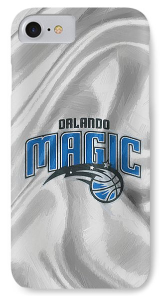 Orlando Magic IPhone Case by Afterdarkness