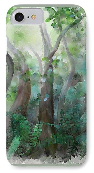 Jungle IPhone Case by Ivana Westin