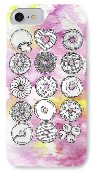 Donuts Or Doughnuts? IPhone Case