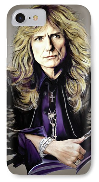 David Coverdale IPhone 7 Case