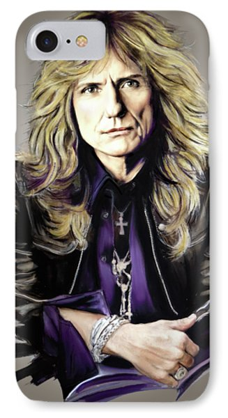 David Coverdale IPhone Case