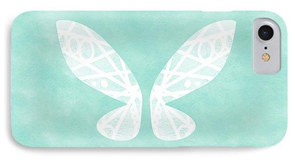 Fairy iPhone 7 Case - Fairy Wings- Art By Linda Woods by Linda Woods