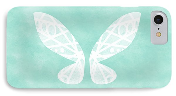 Fairy Wings- Art By Linda Woods IPhone Case by Linda Woods