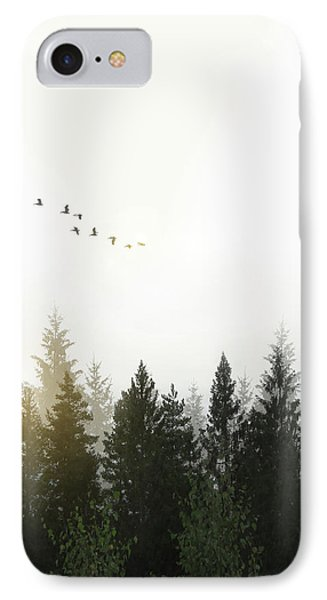 IPhone Case featuring the photograph Forest by Nicklas Gustafsson