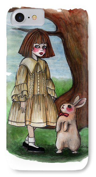Alice Pleasance Liddel IPhone Case