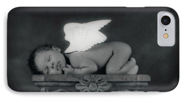 Varjanare As An Angel IPhone Case