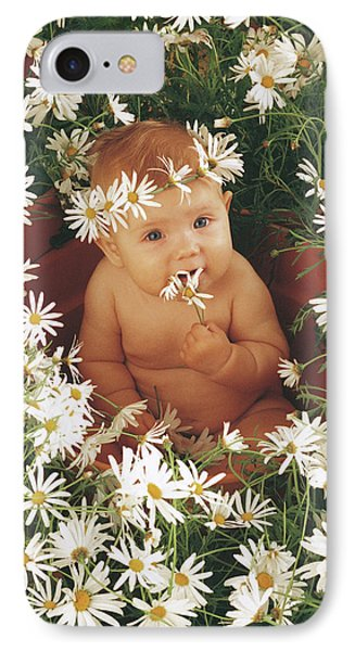Daisies IPhone Case by Anne Geddes