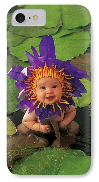 Waterlily IPhone Case by Anne Geddes