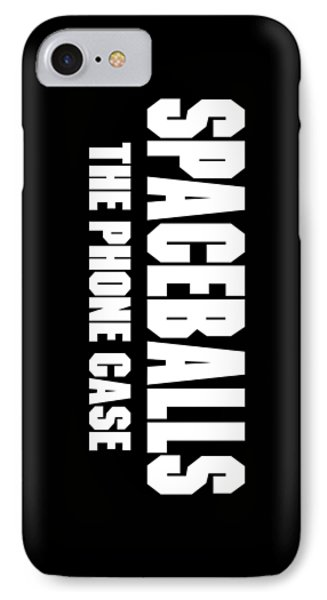 Spaceballs Branded Products IPhone Case by Ian King