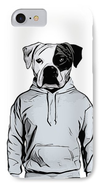 Cool Dog IPhone Case by Nicklas Gustafsson