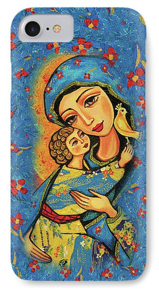 Mother Temple IPhone 7 Case by Eva Campbell
