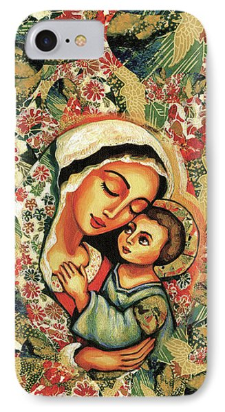 The Blessed Mother IPhone 7 Case by Eva Campbell