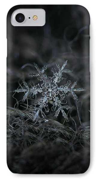 Snowflake 2 Of 19 March 2013 IPhone Case