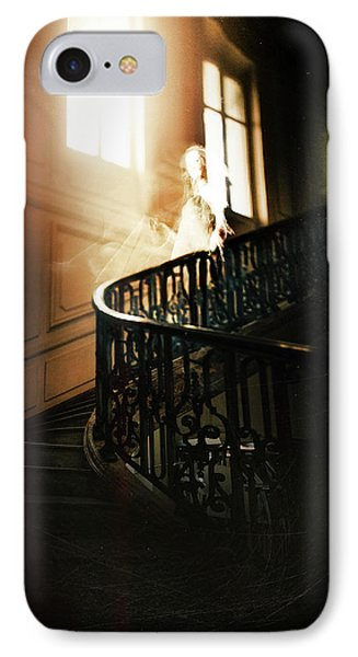 Ghost IPhone Case by Joe Roberts