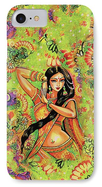 Dancing Nithya IPhone Case