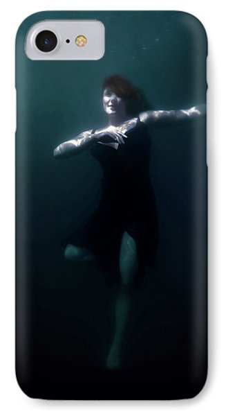 Dancing Under The Water IPhone Case