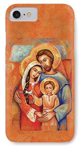 The Holy Family IPhone 7 Case by Eva Campbell