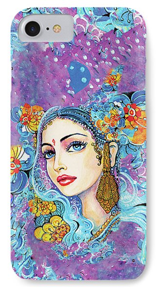 The Veil Of Aish IPhone 7 Case by Eva Campbell
