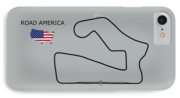 Road America IPhone Case by Mark Rogan