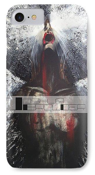 Darkness Rain Phone Case by Joshua Browder