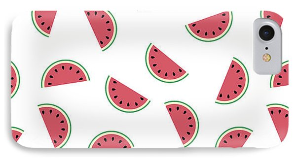 Watermelon IPhone Case by Alina Krysko