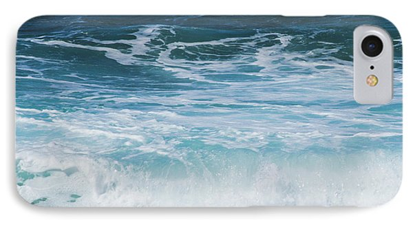 IPhone Case featuring the photograph Ocean Waves From The Depths Of The Stars by Sharon Mau