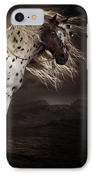 Leopard Appalossa IPhone Case by Shanina Conway