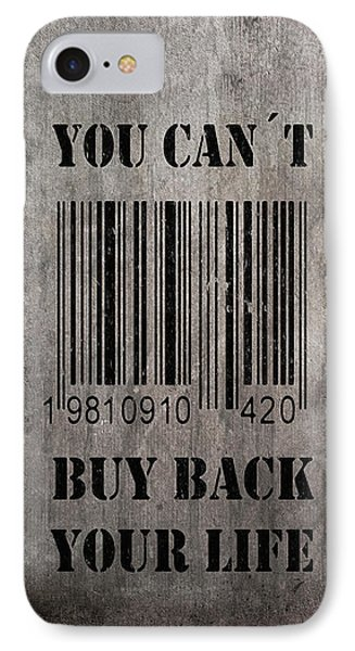 Buy Back IPhone Case by Nicklas Gustafsson
