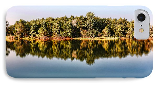 When Nature Reflects IPhone Case by Bill Kesler