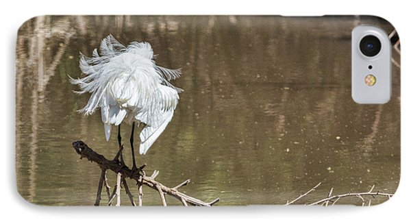 Fluff Time IPhone Case by Bill Kesler