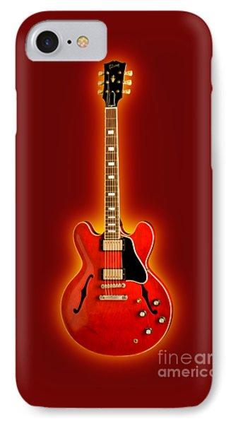 Gibson Es 335 Phone Case by Doron Mafdoos