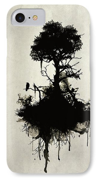 Last Tree Standing IPhone 7 Case by Nicklas Gustafsson