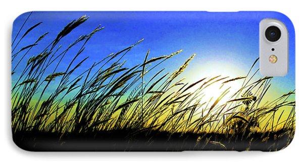 Tall Grass IPhone Case by Bill Kesler