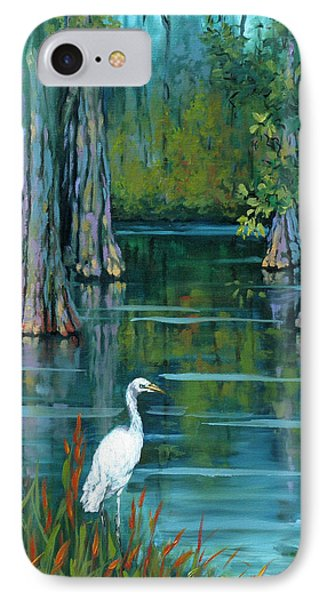 The Fisherman Phone Case by Dianne Parks