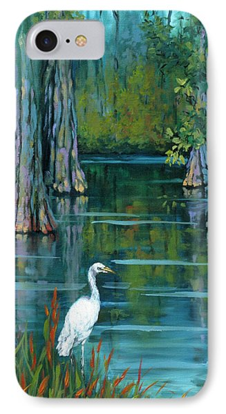The Fisherman IPhone Case by Dianne Parks