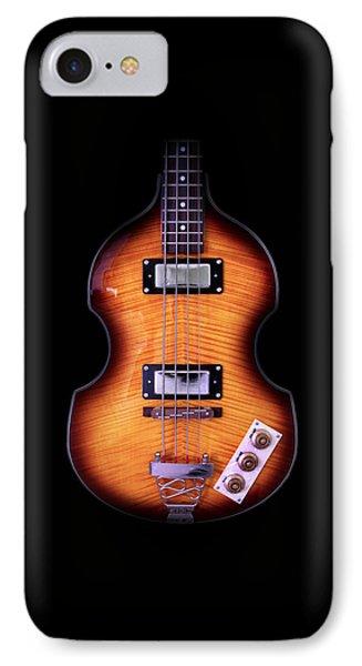 Epiphone Viola Bass Guitar IPhone Case