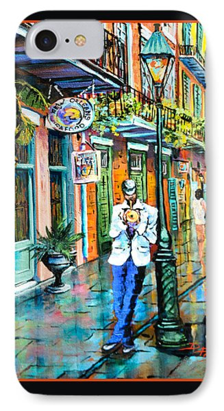 Jazz'n Phone Case by Dianne Parks