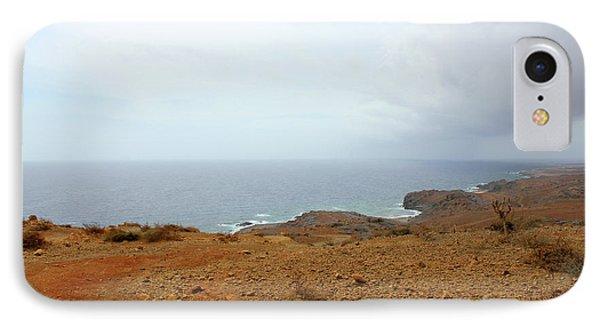 Aruba Rain Storm IPhone Case