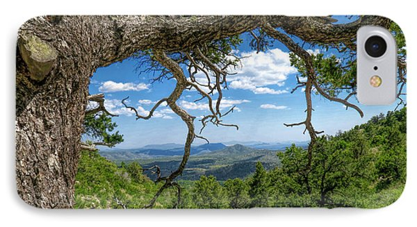 'as Far As The Eye Can See' IPhone Case by Charles Ables
