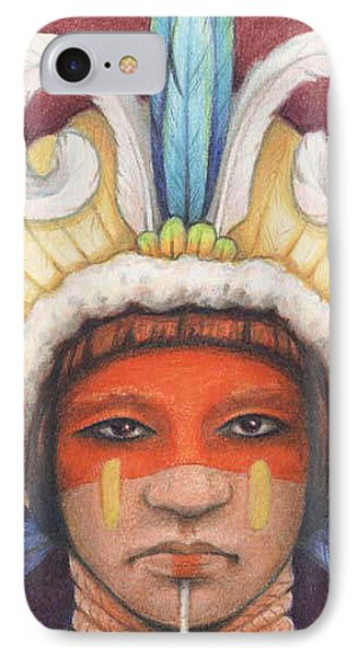 As My Ancestors Phone Case by Amy S Turner
