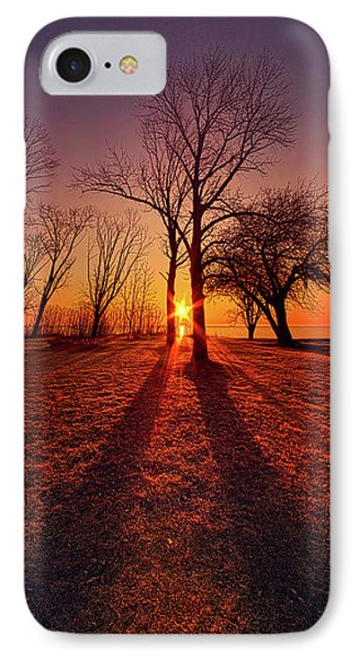 IPhone Case featuring the photograph As Sure As The Sun Will Rise by Phil Koch