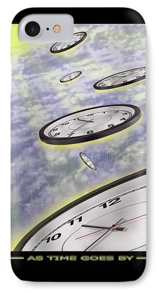 As Time Goes By Phone Case by Mike McGlothlen