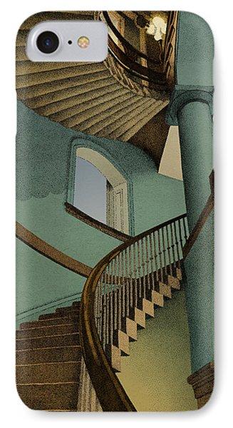Ascending IPhone Case by Meg Shearer