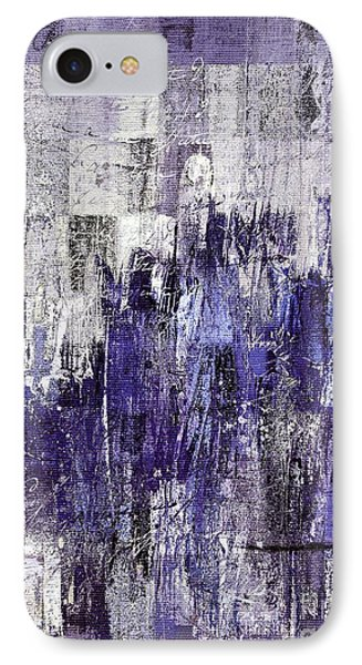 IPhone Case featuring the painting Ascension - C03xt-166at2c by Variance Collections