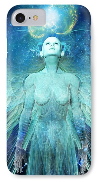 Ascension IPhone Case by John Edwards
