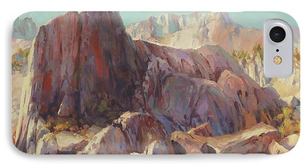 Rocky Mountain iPhone 7 Case - Ascension by Steve Henderson