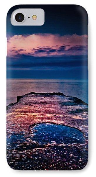 Ashbridges Bay Toronto Canada Dock At Sunrise No 1 IPhone Case by Brian Carson