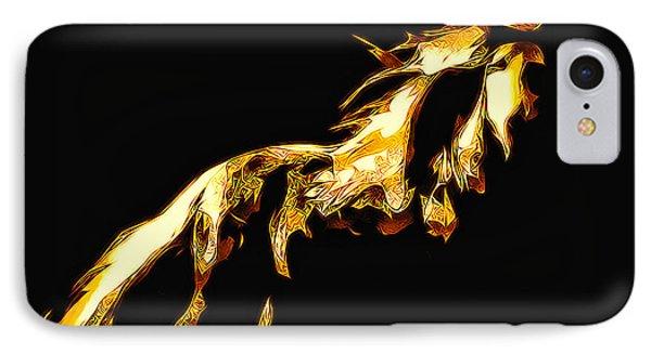 Asian Stallion IPhone Case