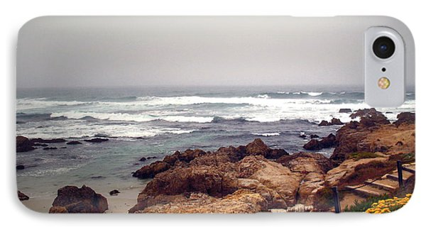 Asilomar Beach Pacific Grove Ca Usa IPhone Case by Joyce Dickens
