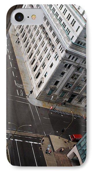 Askew View IPhone Case by Lisa Knechtel